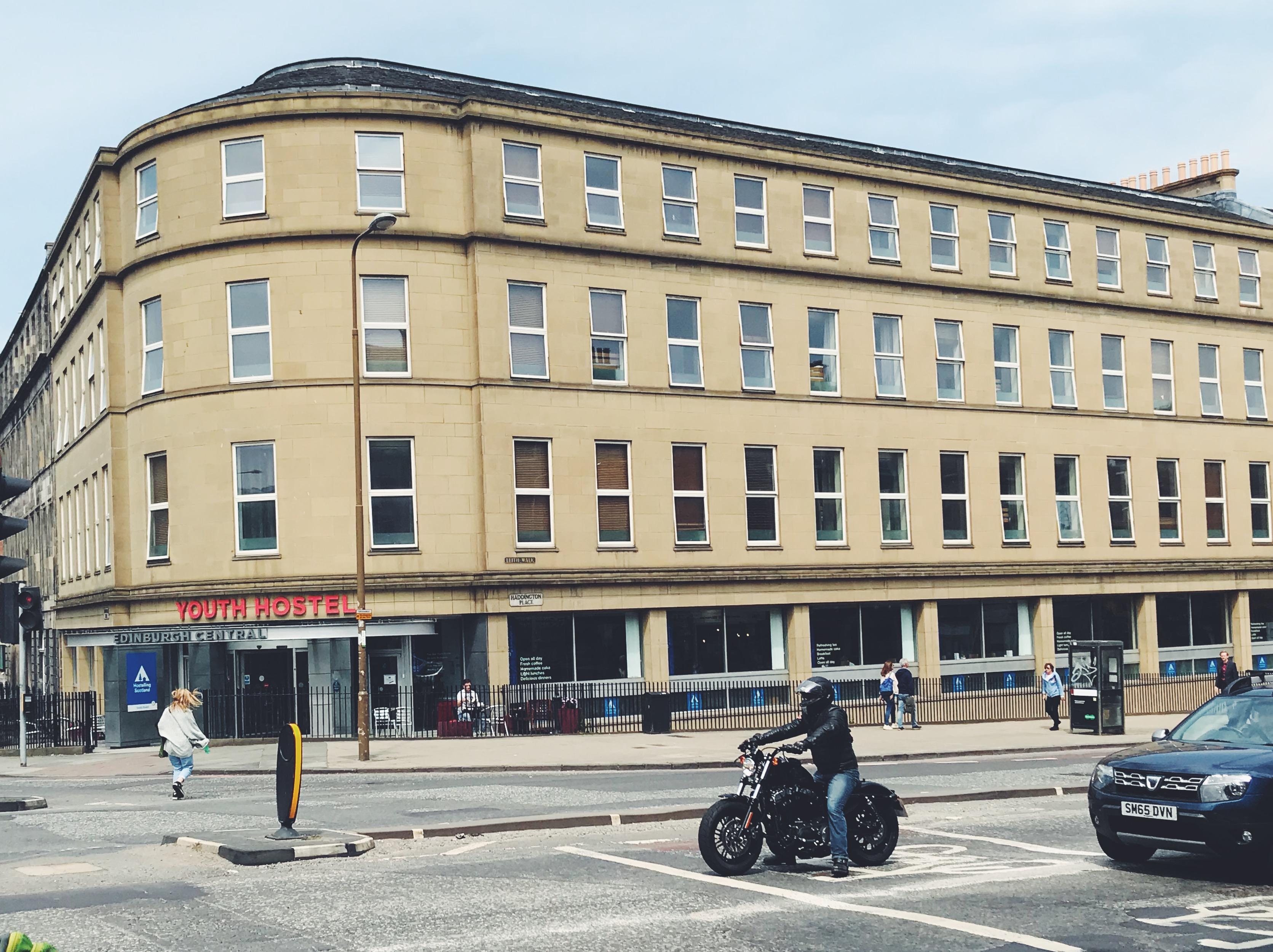 Map Of Youth Hostels In Ireland.Edinburgh Central Youth Hostel Hostelling Scotland